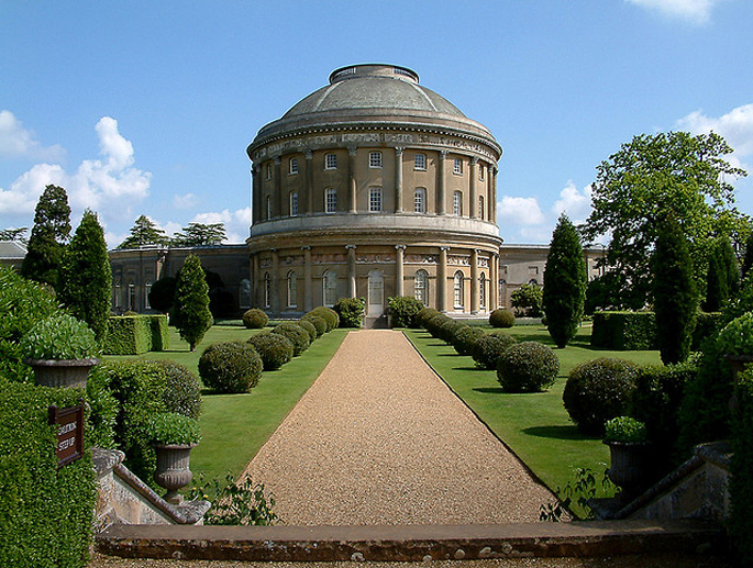 Ickworth House, Suffolk, England