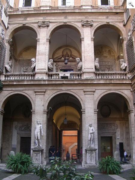 Maderno carlo for Biblioteca di storia moderna e contemporanea